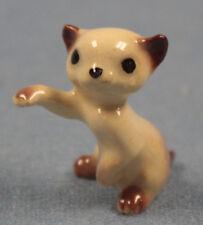 Katze Katzenfigur Porzellanfigur Hagen Renaker katze siamkatze porzellan figur 5