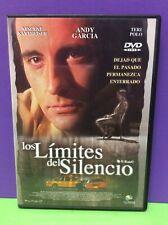 LOS LÍMITES DEL SILENCIO- ANDY GARCIA - DVD- USADO GARANTIZADO