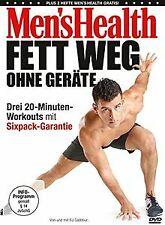 Men's Health - Fett weg ohne Geräte | DVD | Zustand gut