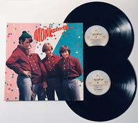 The Monkees - The Monkees (1981) Double Gatefold LP Album Vinyl Record DARTY12