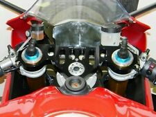 Ducabike Upper Triple Clamp GP Ducati 1199 Panigale S Tricolore R Ohlins 53 Fork