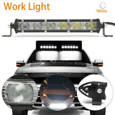 7 inch 30W LED 6D Work Fog Light Bar Spot Beam Car Suv Boat Driving Lamp Offroad