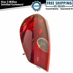 Left Tail Light Taillamp Driver Side LH For 04-12 Chevrolet Colorado GMC Canyon