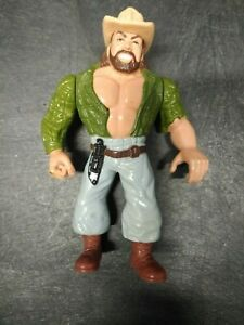 WWF Hasbro Skinner Series 5 Figure 1993