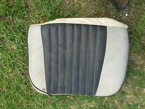 Jaguar 3.4S, 3.8S, 420 Left Front Seat Bottom Cushion Good Vinyl Upholstery