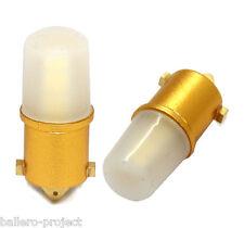 2x LAMPEN MIT 12x3014-SAMSUNG-SMD XENON WEISS CANBUS 12V 2 STÜCK