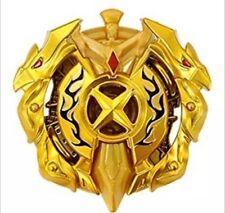 TAKARA TOMY BEYBLADE BURST LIMITED Gold Xcalibur Force Xtreme+LAUNCHER Xcalius