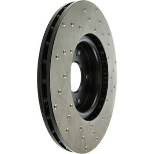 Stoptech 128.40062R ST Drilled Sport Brake Rotors