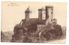 l'ariège  chateau de foix