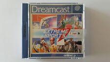 SEGA EXTREME SPORTS / jeu Dreamcast complet / SEGA / PAL
