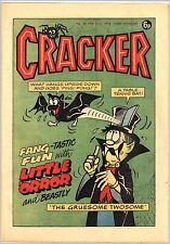 CRACKER 2 x COMIC MAGAZINE 1976 Feb. 21st + May 29th by D.C. Thomson & Co.Ltd.