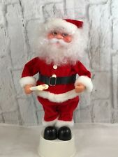 Toys Corp Vintage Animated Musical Santa Claus Christmas Decoration