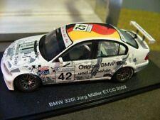 1/43 Spark BMW 320i Jorg Müller #42 ETCC 2002 904010