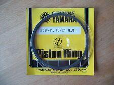 Kolbenring Original Yamaha DT2 DT3 RT3  zweites Übermass 0,50   308-11610-21