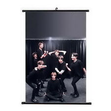 Kpop BTS Bangtan Boys Hanging Painting Art Painting Wall Scroll Poster