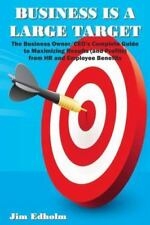 Business Is a Large Target: The Business Owner/CEO's Complete Guide to Maximizin