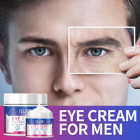 Men Moisturizing Firming Anti Wrinkle Eye Cream Bags Serum Remove Dark Circles