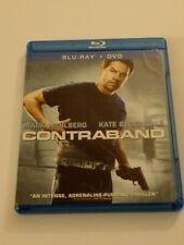 Contraband (Blu-ray/DVD, 2012, 2-Disc Set)