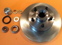 for MOPAR B-body Front Disc Brake ROTOR KIT 1970-'72 Dodge Plymouth Coronet GTX