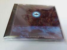 """ORIGINAL SOUNDTRACK """"BATMAN"""" CD 21 TRACKS DANNY ELFMAN BANDA SONORA BSO OST"""