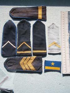 POLICE & MILITARY POLICE YUGOSLAVIA SERBIA SHOULDER STRAP épaulette EPAULETS