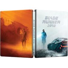 Blade Runner 2049 (3D+2D Version) - ZAVVI Limited Edition Steelbook Blu-ray NEW