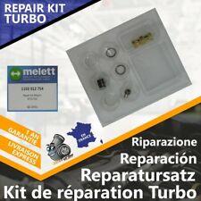 Repair Kit Turbo réparation 722219 GT15 Melett Original