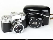 Camera  Zeiss Ikon Contaflex  126 With Lens Zeiss  2.8/45 Mint