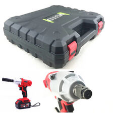 Rechargeable 7800Ah Battery Electric Impact Wrench Drilling Machine EU Plug 68V