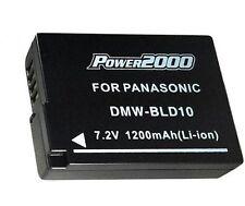 DMW-BLD10 DMW-BLD10E DMW-BLD10PP Battery for Panasonic