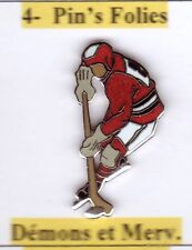 Pin's Demons & Merveilles Sports Hockey sur glace
