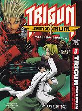 Trigun Maximum n°  3 Ed. Dynamic Scontato del 50%
