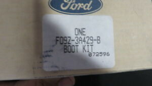 FORD OEM 90-91 Aerostar-Front CV Axle Joint Boot FO9Z3A429B