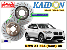 "BMW X1 F84 disc rotor KAIDON (front) type ""BS"" spec"