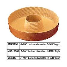 Novacart Round Disposable Paper Baking Tube Pan