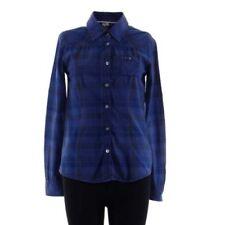 Karierte Damenblusen, - tops & -shirts Hilfiger Denim S