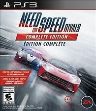 Need for Speed: Rivals -- Complete Edition *New* PS3 (Sony PlayStation 3, 2014)