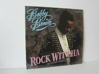 Bobby Brown Rock Wit'Cha (Extended Version) 1989 Pop R&B MCA Records Vinyl  4