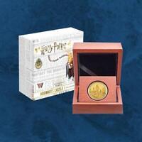 Niue - HARRY POTTER™ - Hogwarts Castle - 25 $ 2020 Gold PP - 1/4 Unze