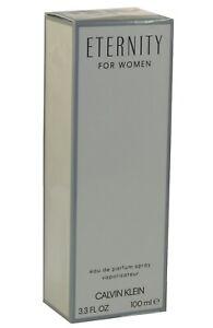 Calvin Klein Eternity for Women Eau de Parfum 100 ml Damen Parfum Women perfume