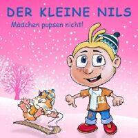 DER KLEINE NILS - MÄDCHEN PUPSEN NICHT!-BEST OF VOL.8  CD COMEDY WORT  NEU