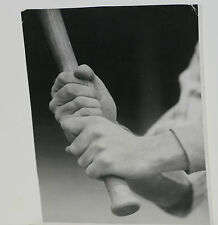 "1921 George Kelly, HOF Batting Grip"" Orig Artistic Close Up 7.25 x 9.5, Conlon?"
