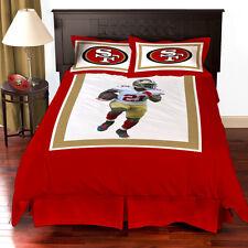 NFL Biggshots San Francisco 49ers Frank Gore Bedding Comforter SET QUEEN