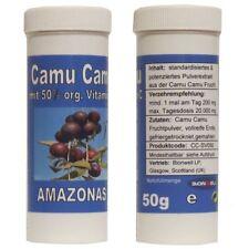 50g Camu Camu Fruchtpulver organ. Vitamin C standardisiert