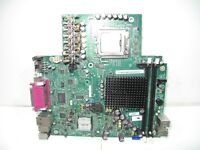 Dell 0MM621, LGA 775/Socket T, Intel Motherboard WITH CORE 2 DUO 2.66GHz