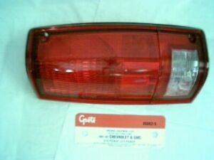 Chevrolet/GMC Stop/Tail/Turn right Lamp 1982-1991