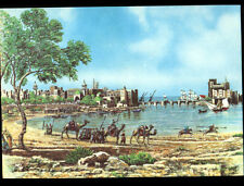 SAIDA / SSEIDA (LIBAN) CHATEAU à l'époque MEDIEVALE