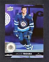 2017-18 17-18 UD Upper Deck Series 2 Base #445 Jacob Trouba