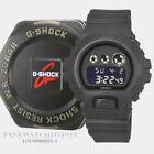 Authentic Casio G-Shock Digital All Black Men's Watch DW6900BB-1