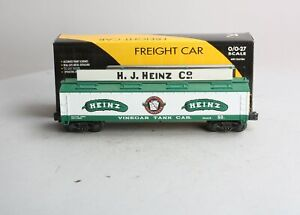 K-Line K675-5205 Heinz Vinegar Vat Car LN/Box